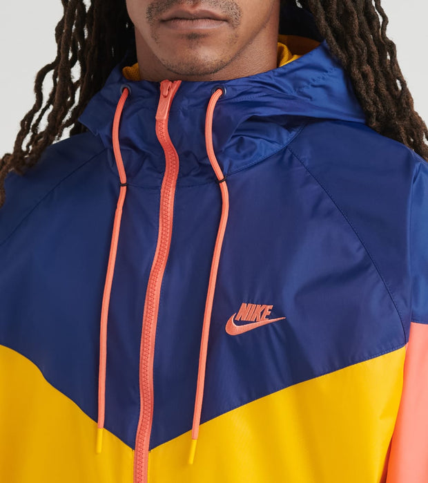 Nike  NSW Wind Runner Jacket  Multi - AR2191-739 | Jimmy Jazz