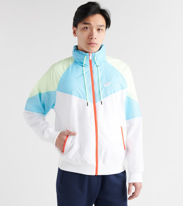 Nike  Sportswear Windrunner Plus   White - AR2209-101 | Jimmy Jazz