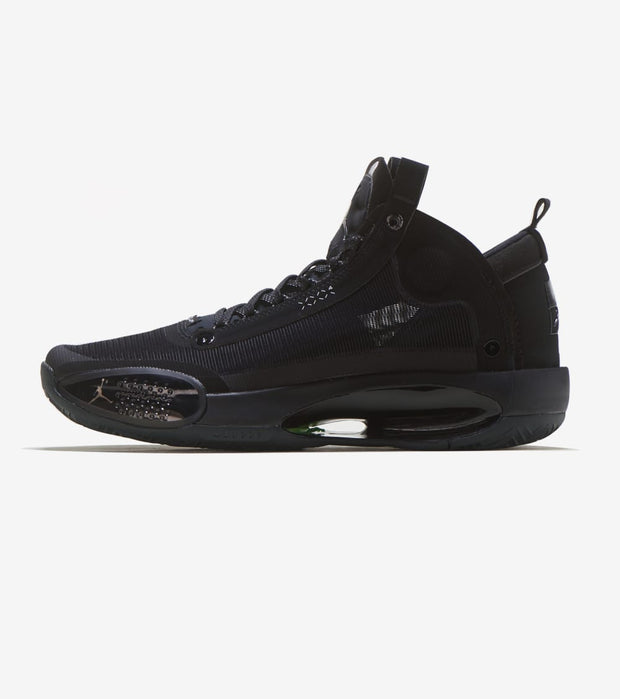 "Jordan  Air Jordan XXXIV QS ""Black Cat""  Black - AR3240-003 