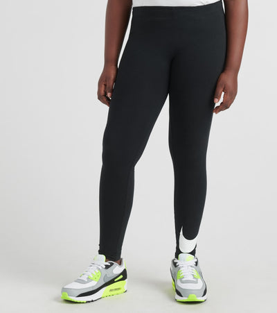 Nike  Girls 7-16 NSW Favorites Swoosh Tight  Black - AR4076-010 | Jimmy Jazz