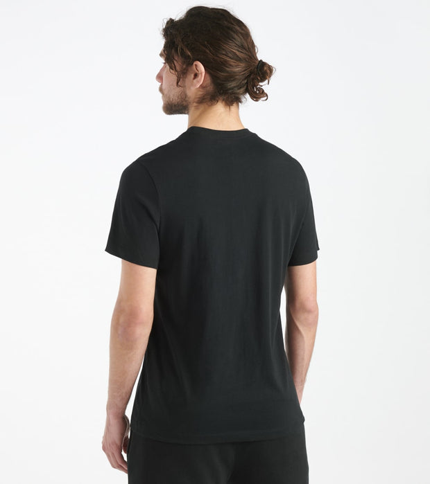 Nike  NSW Futura Brand Mark Tee  Black - AR4993-013 | Jimmy Jazz