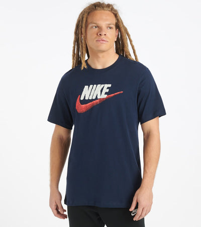 Nike  NSW Brand Mark Tee  Blue - AR4993-452 | Jimmy Jazz