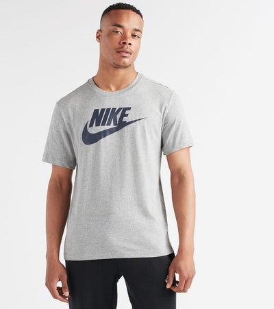 Nike  Icon Futura Tee  Grey - AR5004-065 | Jimmy Jazz