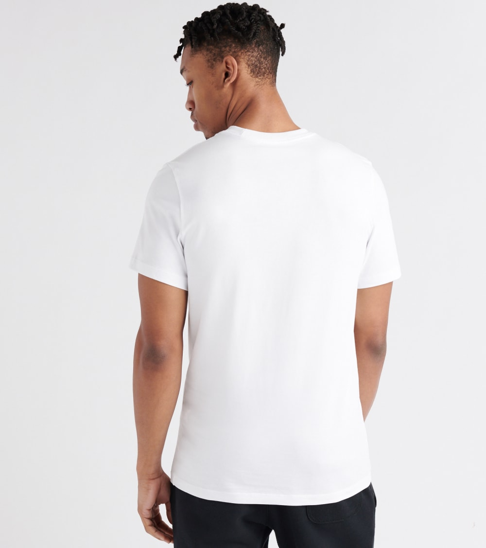 Nike  Icon Futura Tee  White - AR5004-101 | Jimmy Jazz
