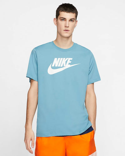 Nike  Nike Sportswear T-Shirt  Blue - AR5004-424 | Jimmy Jazz
