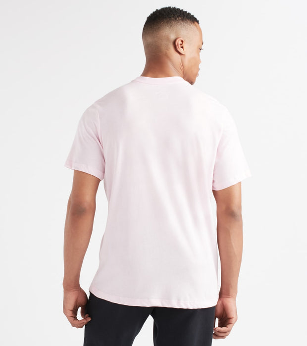 Nike  Icon Futura Tee  Pink - AR5004-663 | Jimmy Jazz