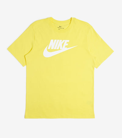 Nike  NSW Icon Futura Tee  Yellow - AR5004-731 | Jimmy Jazz