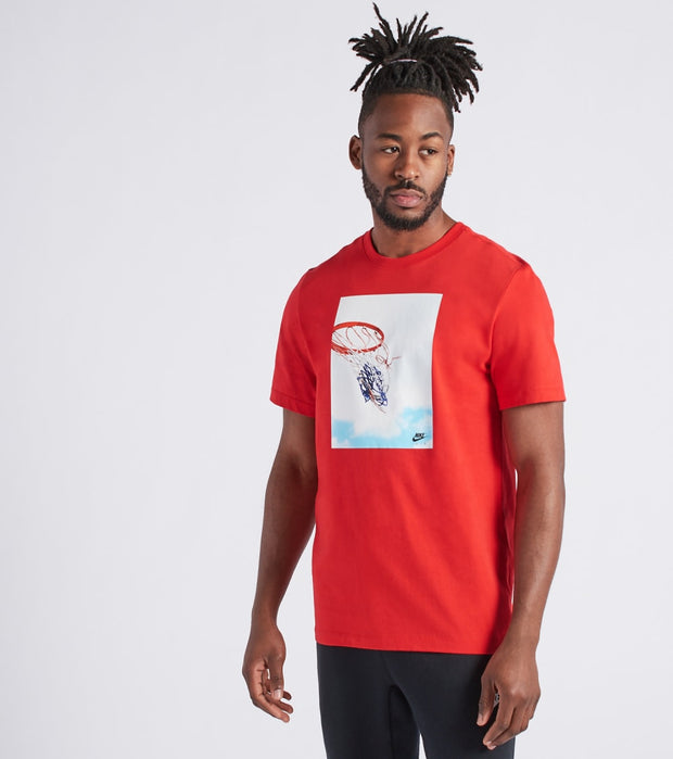 Nike  Core Tee  Red - AR5029-657 | Jimmy Jazz
