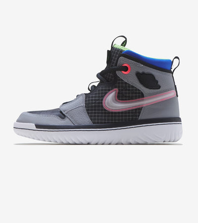 Jordan  Air Jordan 1 High React  Black - AR5321-002 | Jimmy Jazz