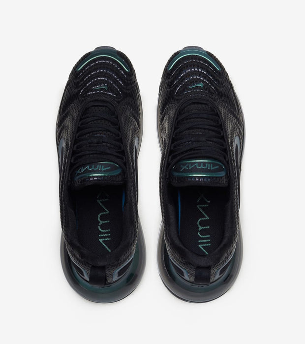 "Nike  Air Max 720 ""Throwback Future""  Black - AR9293-002 