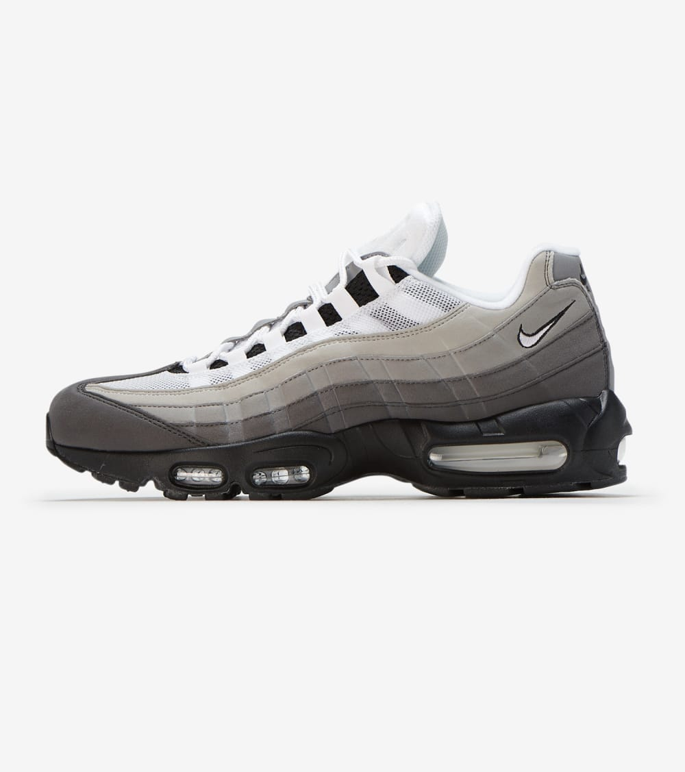 Nike Air Max 95 OG Shoes in Black Size 11 | Synthetic ...