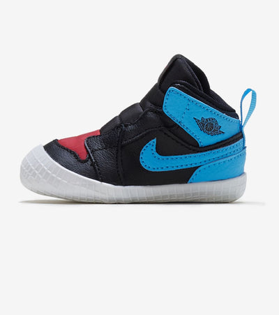"Jordan  Air Jordan 1 Crib ""UNC to Chicago""  Black - AT3745-046 