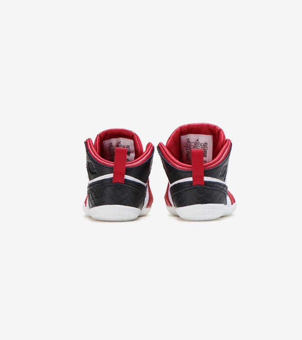 Jordan  Jordan 1 Crib Bootie  Red - AT3745-601 | Jimmy Jazz