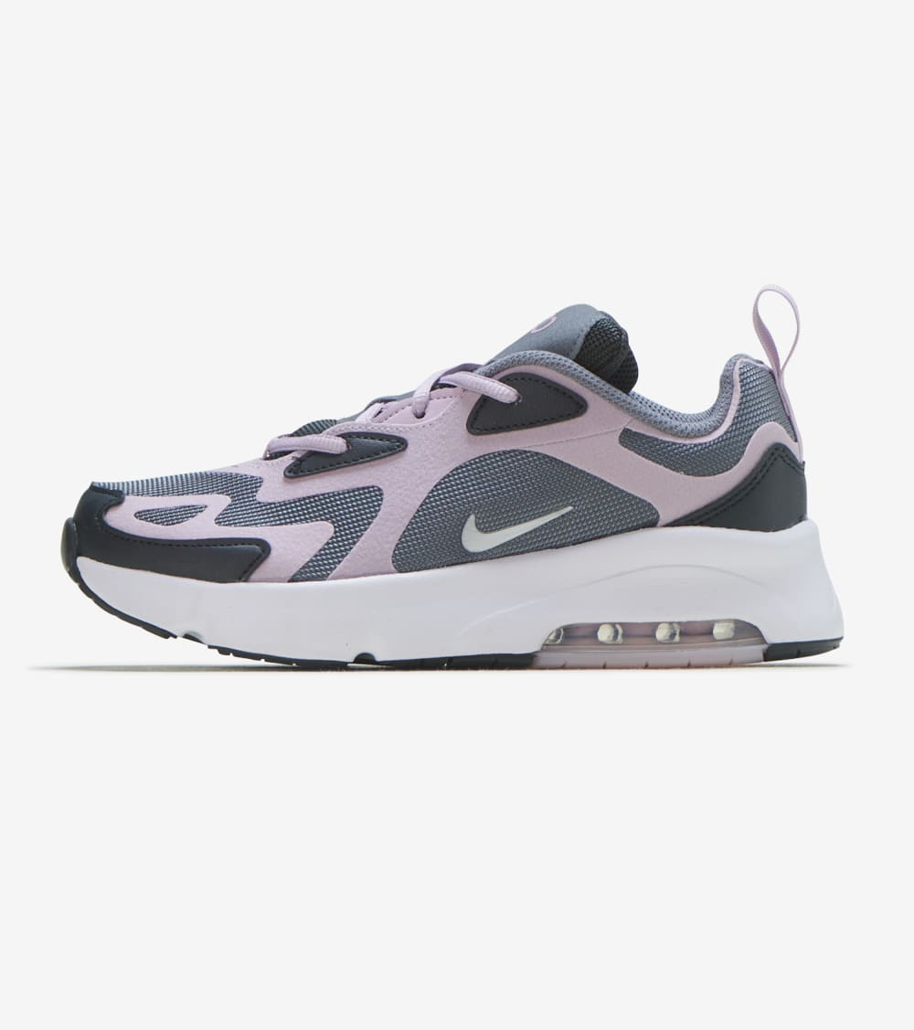 Nike Air Max 200 Shoes in Lilac/Grey