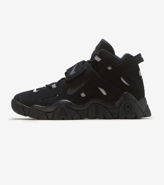 Nike  Air Barrage Mid  Black - AT7847-002 | Jimmy Jazz