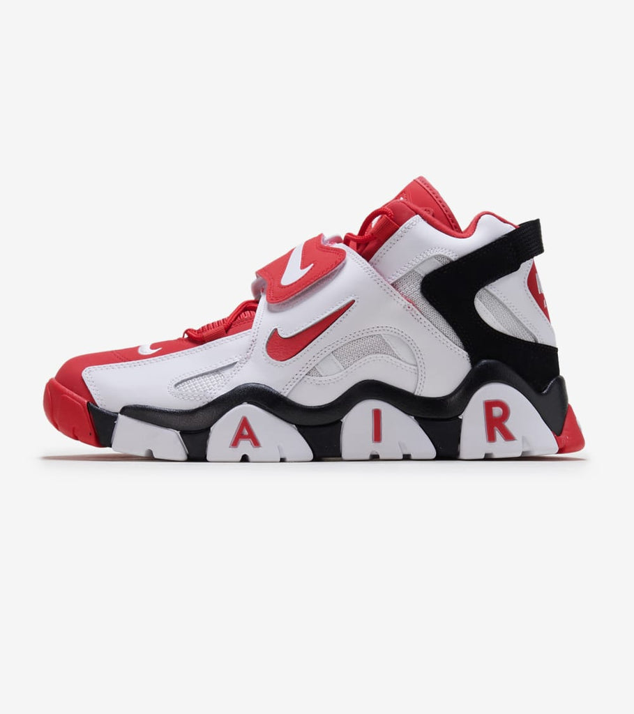 Nike Air Barrage Mid (Red) - AT7847-102