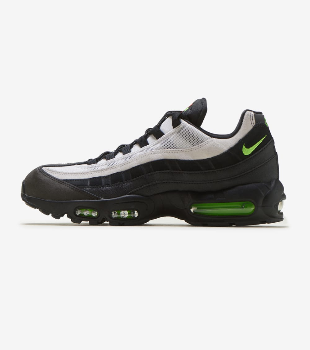 claro brumoso amenaza  Nike Air Max 95 Essential Shoes in Black Size 7.5 | Synthetic | Jimmy Jazz  | SportSpyder