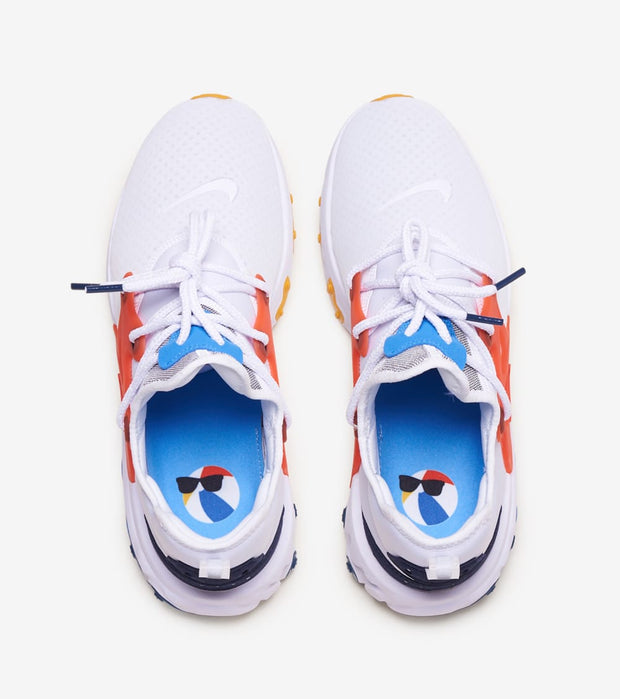 Nike  React Presto  White - AV2605-100 | Jimmy Jazz