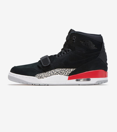 Jordan  Legacy 312  Black - AV3922-060 | Jimmy Jazz