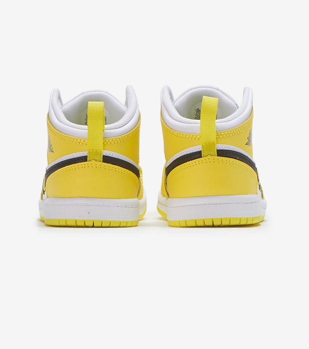 Jordan  Air Jordan 1 Mid  Yellow - AV5172-700 | Jimmy Jazz