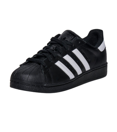 Adidas  SUPERSTAR FOUNDATION SNEAKER  Black - B27140 | Jimmy Jazz