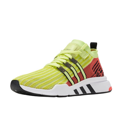 Adidas  EQT Support Mid ADV Primeknit  Yellow - B37436 | Jimmy Jazz