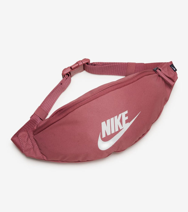 Nike  Heritage Hip Pack  Pink - BA5750-689 | Jimmy Jazz