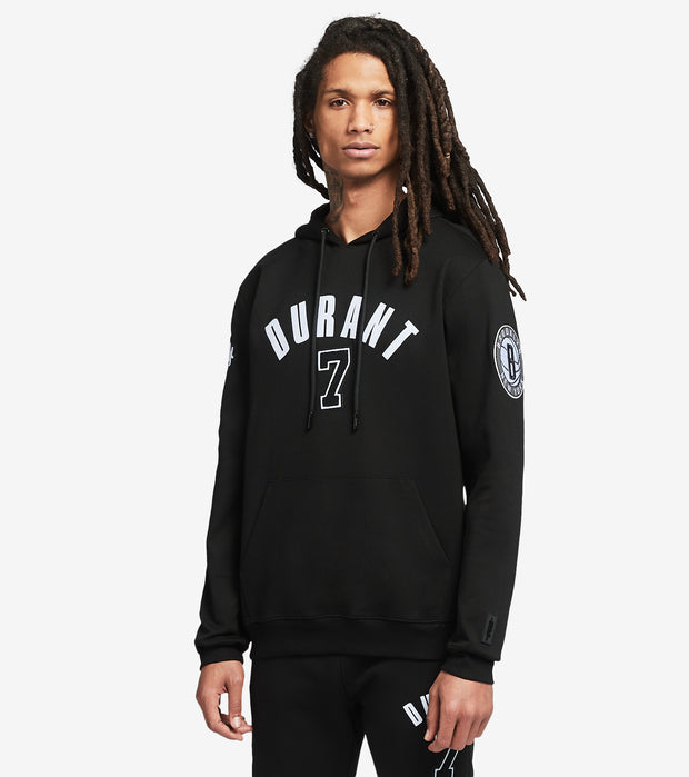 Pro Standard  Brooklyn Nets Durant Hoodie  Black - BBN551732-BLK | Jimmy Jazz