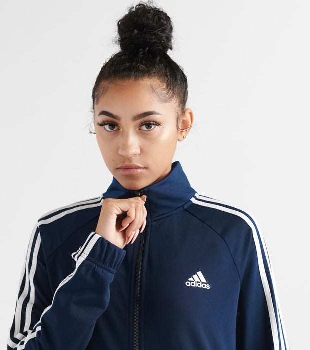 Adidas  Designed-2-Move Track Jacket  Navy - BK4657-400 | Jimmy Jazz
