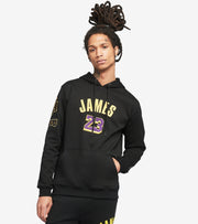 Pro Standard  Los Angeles James Hoodie  Black - BLL551722EJ-BLK | Jimmy Jazz
