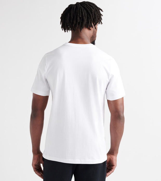Nike  Footwear Pack Tee  White - BQ0068-100 | Jimmy Jazz