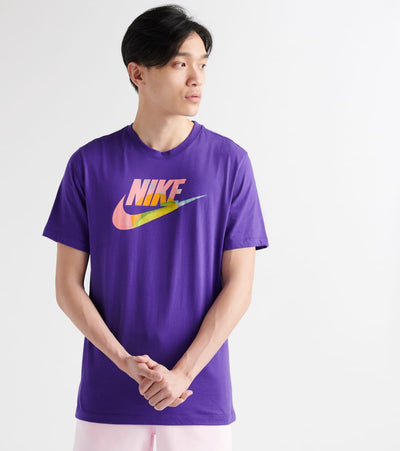 Nike  Story Pack SS Tee  Purple - BQ0167-547 | Jimmy Jazz