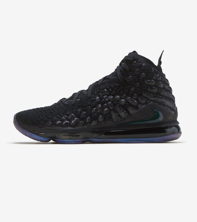 "Nike  Lebron XVII ""Currency""  Black - BQ3177-001 
