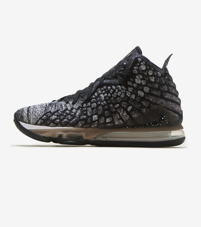 Nike  Lebron XVII  Black - BQ3177-002 | Jimmy Jazz