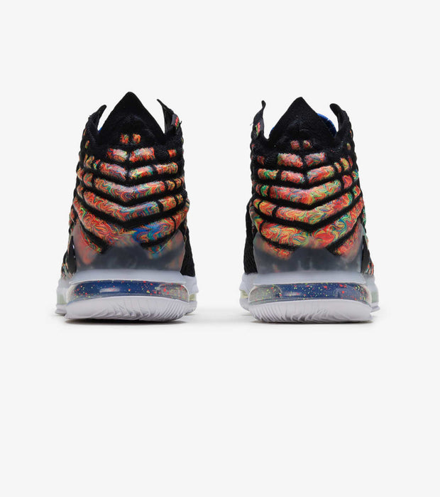 "Nike  Lebron XVII ""James Gang""  Black - BQ3177-005 