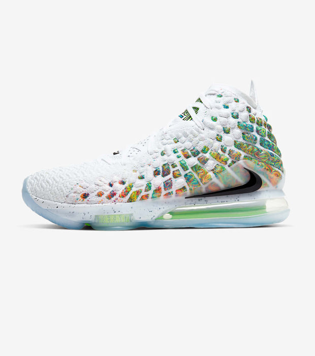 "Nike  Lebron XVII ""Command Force""  White - BQ3177-100 