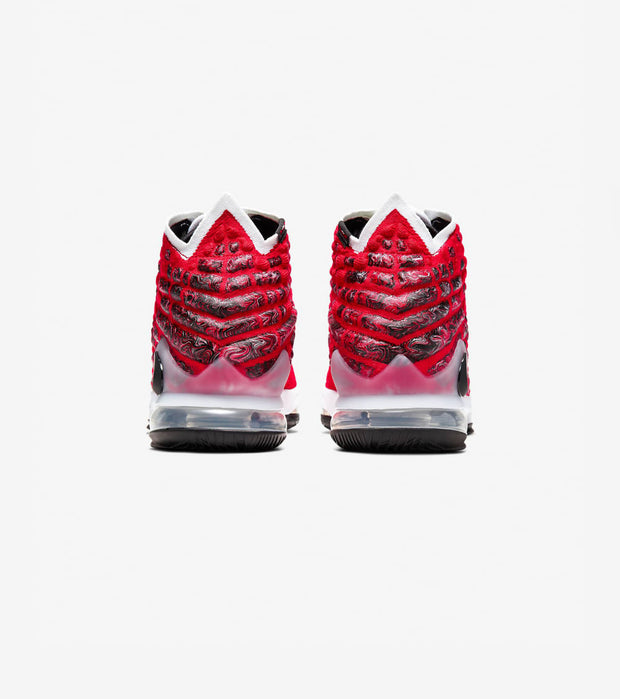 Nike  Lebron XVII Uptempo  Red - BQ3177-601 | Jimmy Jazz