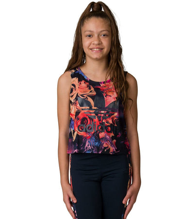 Adidas  Girls 7-16 Junior Rose Tank  Multi - BQ3975-997 | Jimmy Jazz