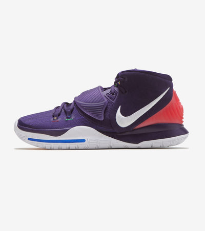 "Nike  Kyrie 6 ""Grand Purple""  Purple - BQ4630-500 