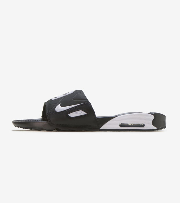 Nike  Air Max 90 Slide  Black - BQ4635-002 | Jimmy Jazz