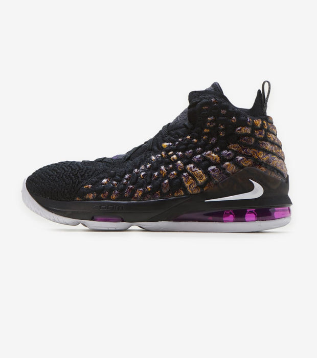 "Nike  Lebron XVII ""Lakers""  Black - BQ5594-004 