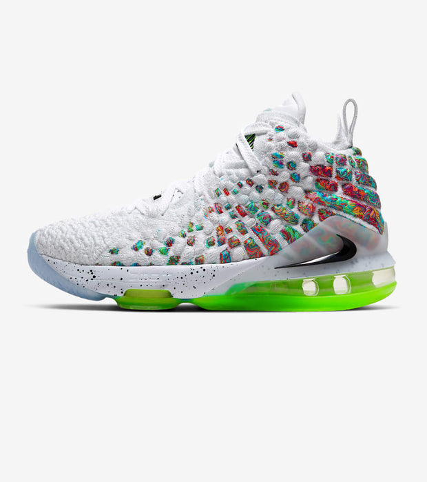 "Nike  Lebron XVII ""Command Force""  White - BQ5594-100 