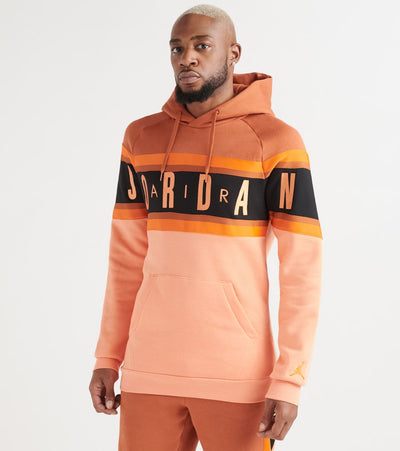 Jordan  Air Gradient Fleece Pullover Hoodie  Orange - BQ5651-246 | Jimmy Jazz