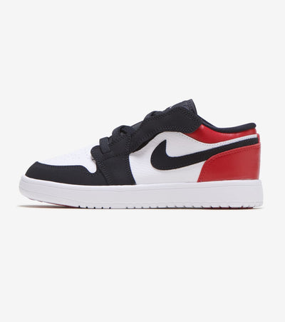"Jordan  Air Jordan 1 Low ""Black Toe""  Black - BQ6066-116 