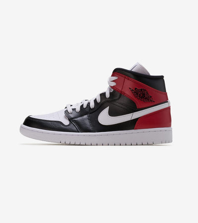 Jordan  Air Jordan 1 Mid  Black - BQ6472-016 | Jimmy Jazz