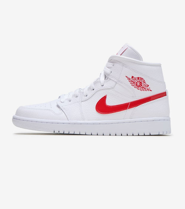 Jordan  Air Jordan 1 Mid  White - BQ6472-106 | Jimmy Jazz