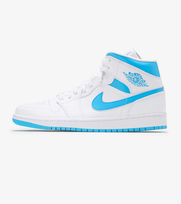 Jordan  Air Jordan 1 Mid  White - BQ6472-114 | Jimmy Jazz
