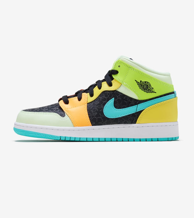 Jordan  Air Jordan 1 Mid  Multi - BQ6931-037 | Jimmy Jazz