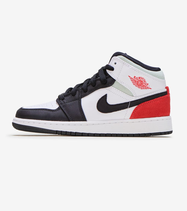 Jordan  Air Jordan 1 Mid SE  White - BQ6931-100 | Jimmy Jazz