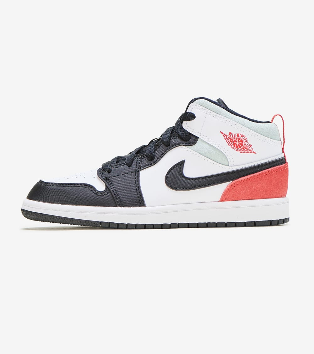 Jordan  Air Jordan 1 Mid SE   White - BQ6932-100 | Jimmy Jazz